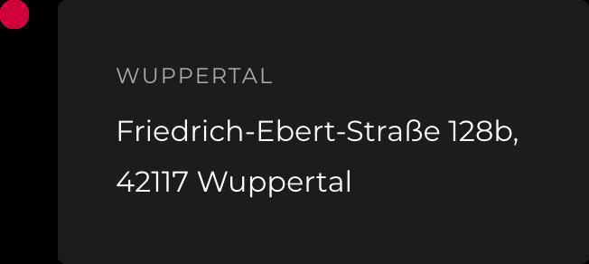 Adresse Wuppertal
