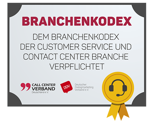 Branchenkodex CCV
